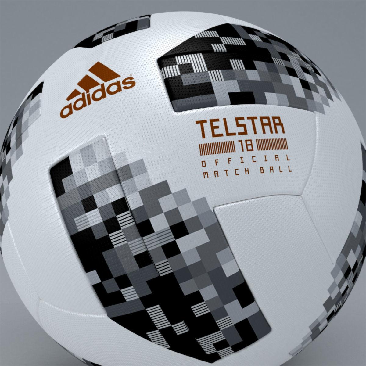 Beautiful Football Ball World Cup 2018 - fifa-2018-official-match-ball-worldcup-telstar-russia-3d-model-max-obj-3ds  Gallery_577751 .jpg