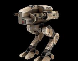 mech-robot 3d printable model