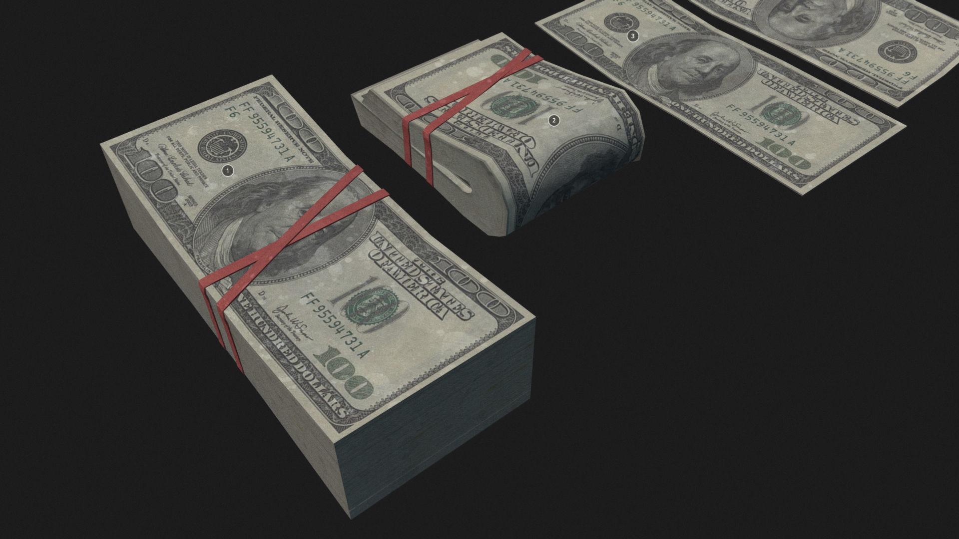 Money USD Pack