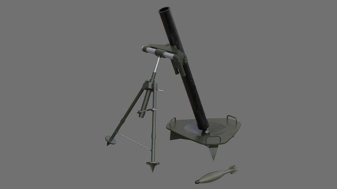 Mortar 1A