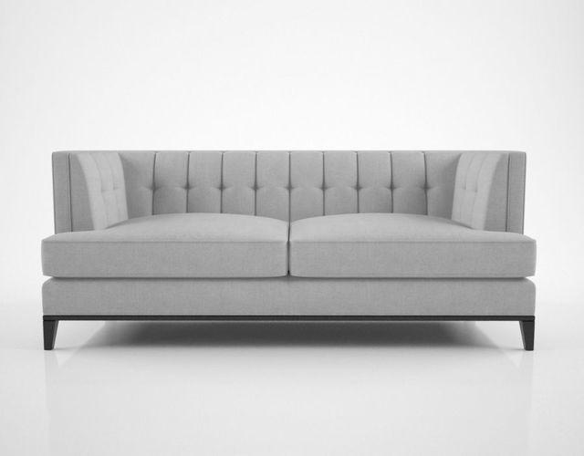 The Sofa And Chair Co Preston Model Max Obj Mtl Fbx 1
