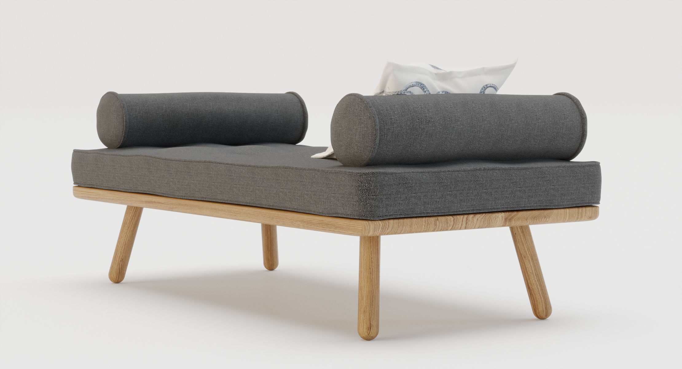 3d Model Furniture Day Bed One Another Country 3 ~ Another Name For Sofa Bed