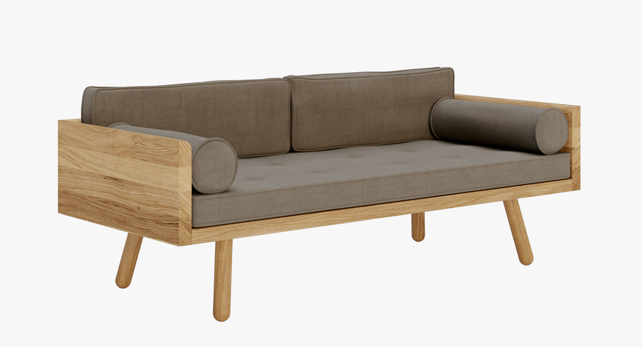 3d Model Furniture Another Country Modern Sofa C4d 2 ~ Another Name For Sofa Bed
