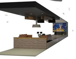 brunswick 3D Bowling Lane