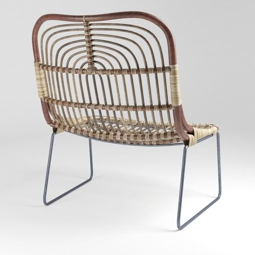 ... house doctor kawa lounge chair 3d model max fbx 4 ... 5ac300791cf6b
