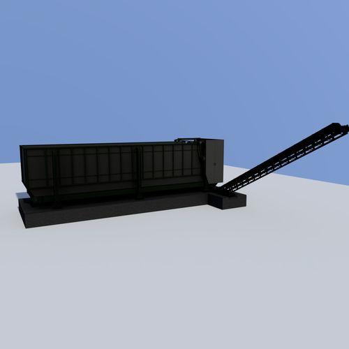vermenter  3d model fbx 1