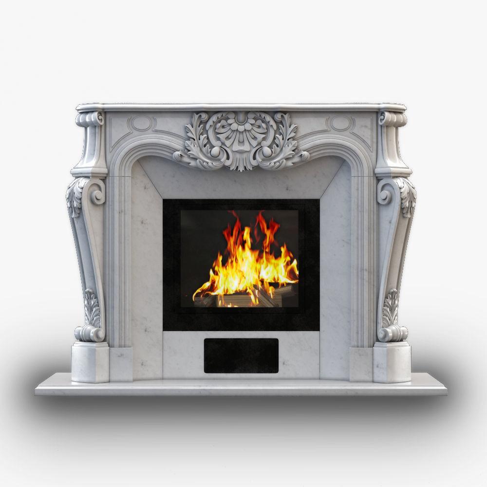 Fireplace Gusar