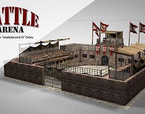 3D Battle Arena