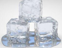 3D Ice Cube V1