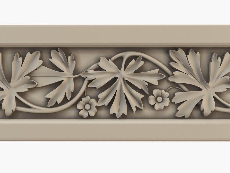 Gothic moulding CNC