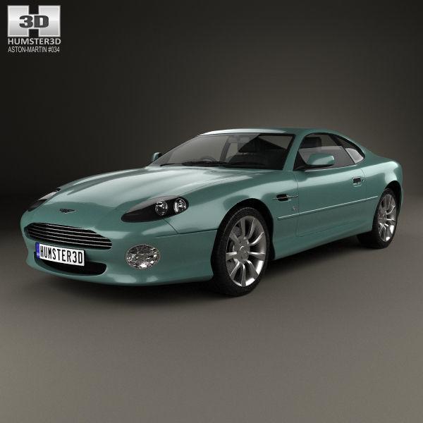 Aston Martin DB7 Vantage 1999