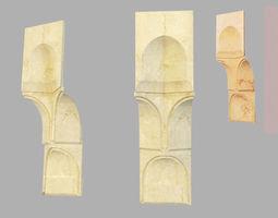 3D model ISLAMIC MOUQRNSES