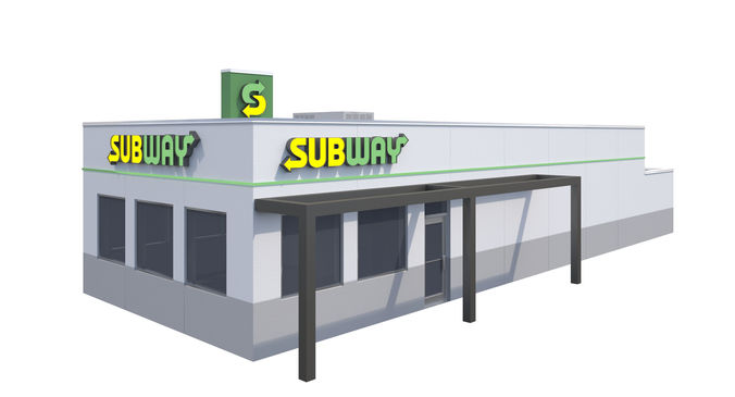 Retail-022 Subway