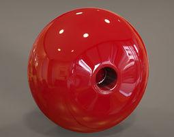 valve cap onion 3d model stl