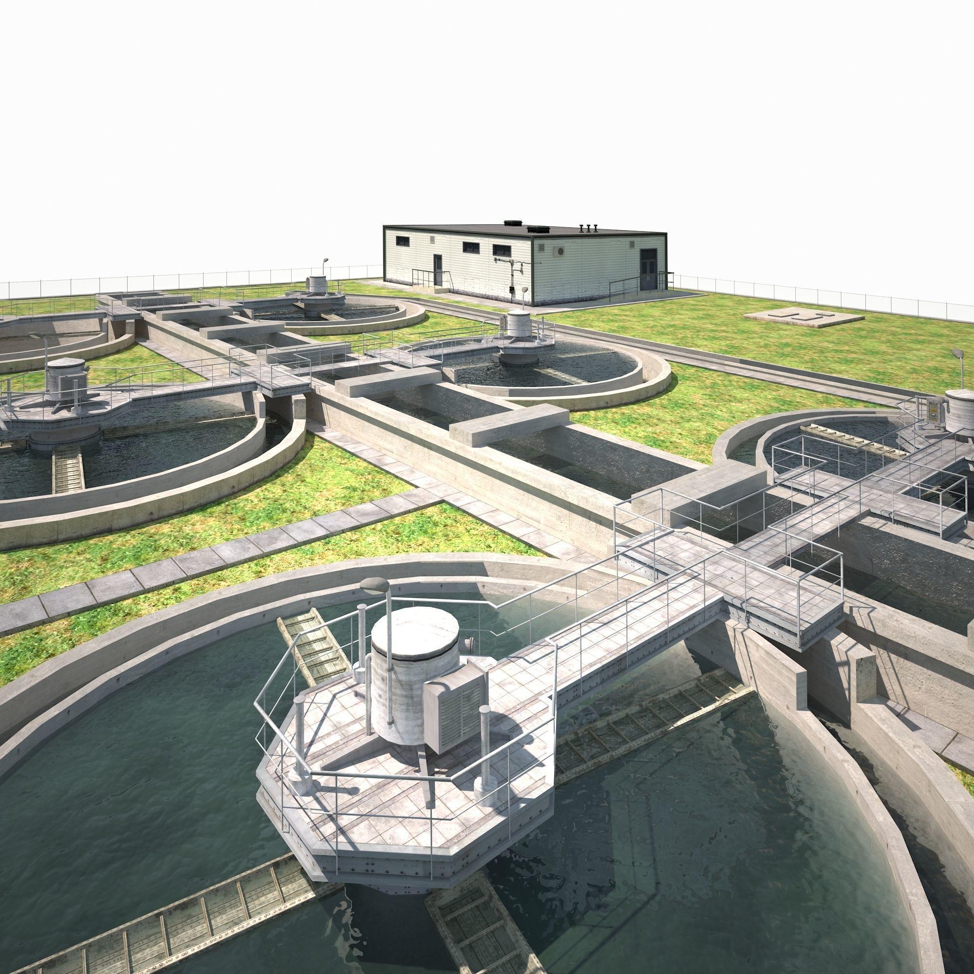 Water Treatment Plant Windies