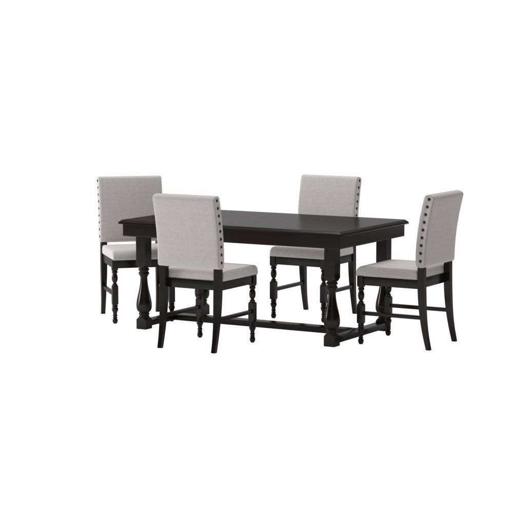 Dresden Dining Set 3d Model Max Obj Mtl 3
