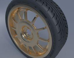3D Disk OZ racing