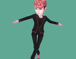 3D model Son Tung M-TP by Danbee360