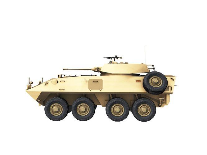 lav-25 3d model animated max obj mtl fbx dae tga 1