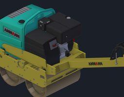 3D MODEL Ammann AR 65 game-ready