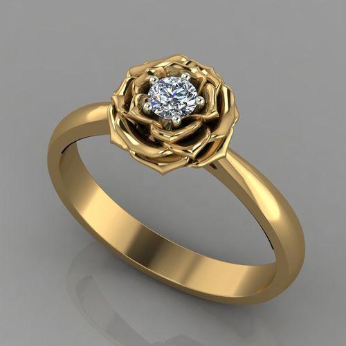 ring 108 3d model stl 1