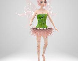 3D Fairy Evi