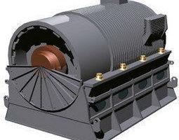 3D asset rigged Generator