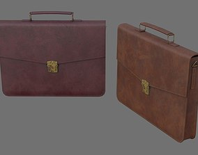 3D asset Briefcase 1C