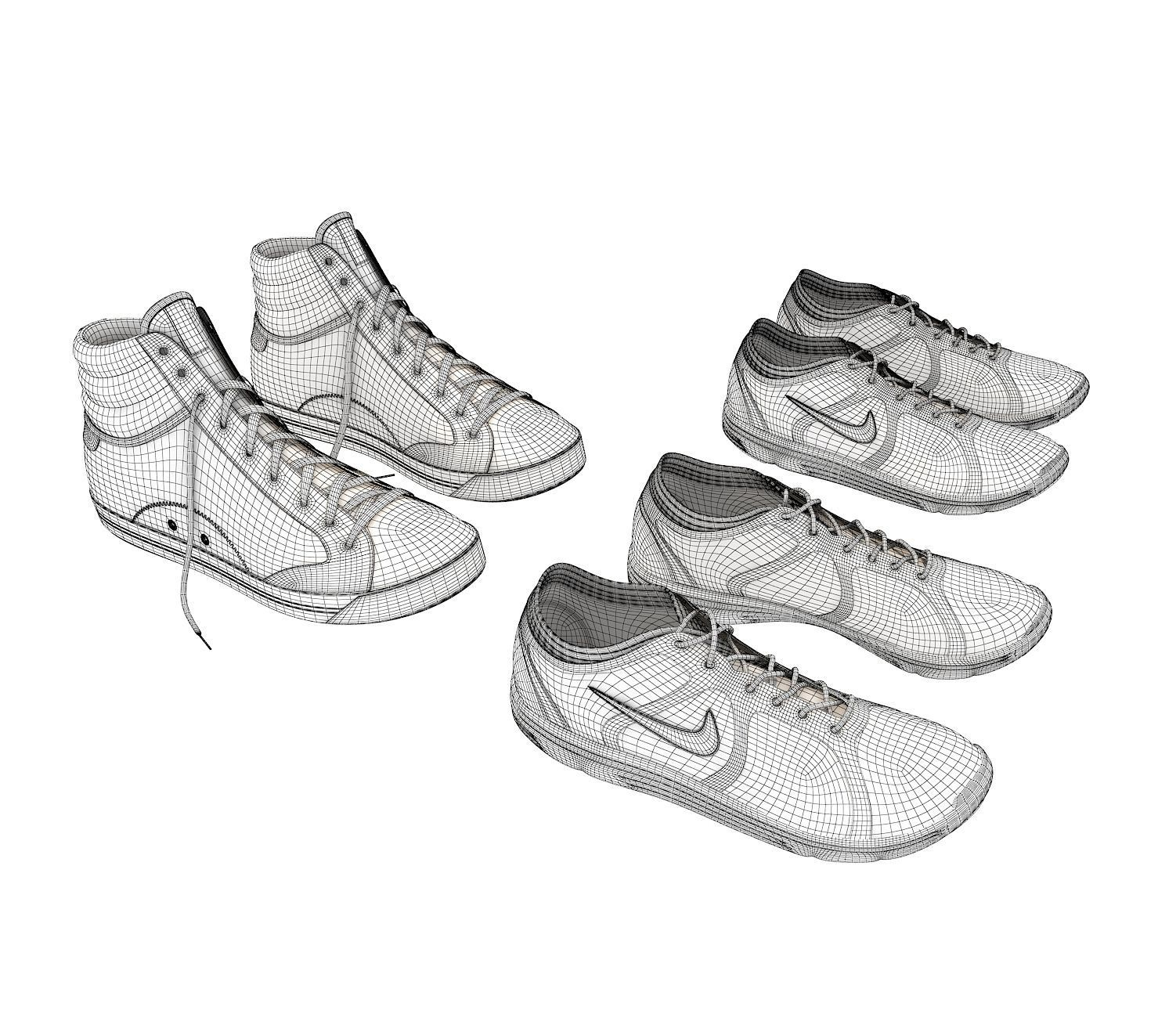 sport shoes 2 3d model max obj fbx mtl 11. Add to wish list. Remove from  wish list 8030c5a19