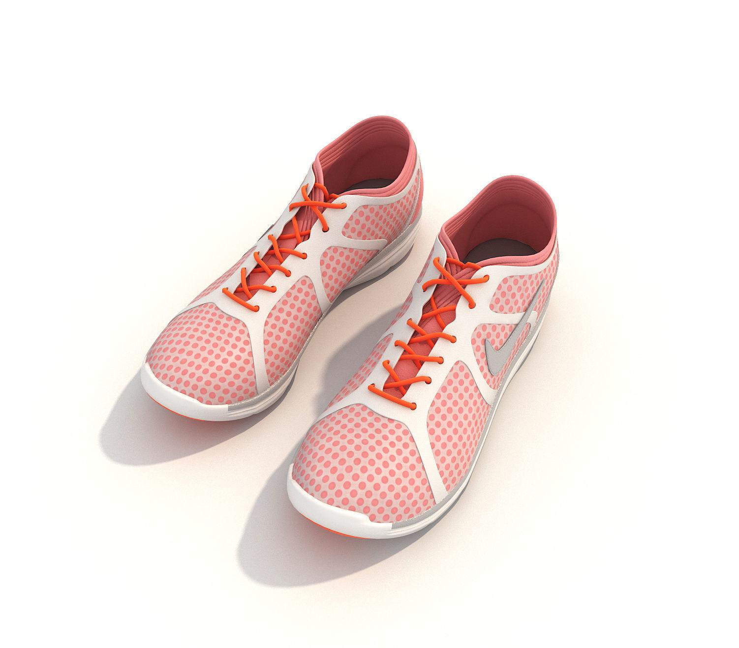 ... sport shoes 2 3d model max obj fbx mtl 7 ... e4e581388
