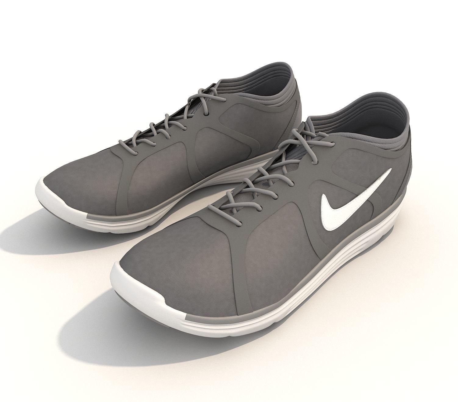 ... sport shoes 2 3d model max obj fbx mtl 4 ... 684f54383