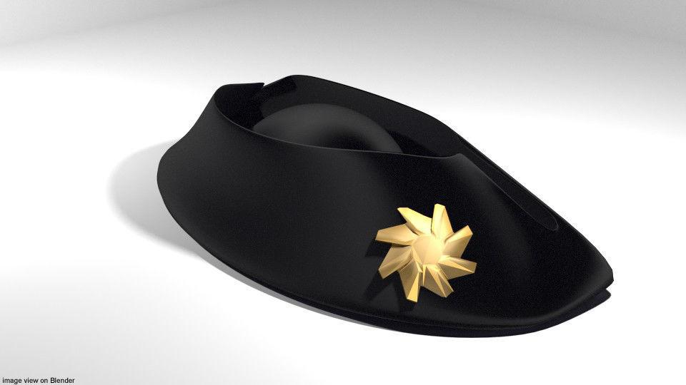 Hat - Bicorne