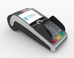 POS payment terminal Ingenico 3D
