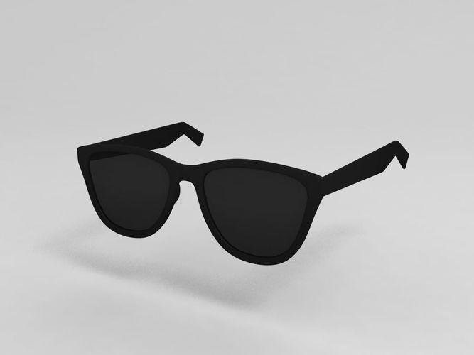 d884464b0e Sunglasses 3D model clothing