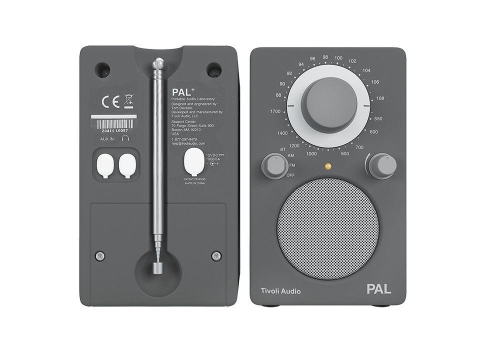 Tivoli audio PAL white and grey