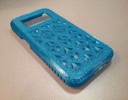 Samsung J3 smart phone case No 2 3D print model