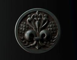 3D art Medallion