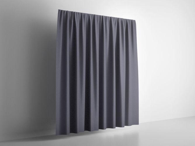 presentation curtain 3d model obj mtl fbx ma mb 1
