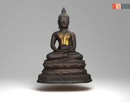 3D model Ancient Buddhas