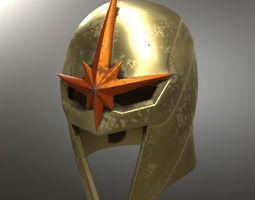 3D print model Nova Helmet Marvel