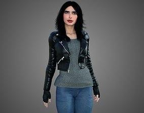 3D model Jessica Jones -Netflix-