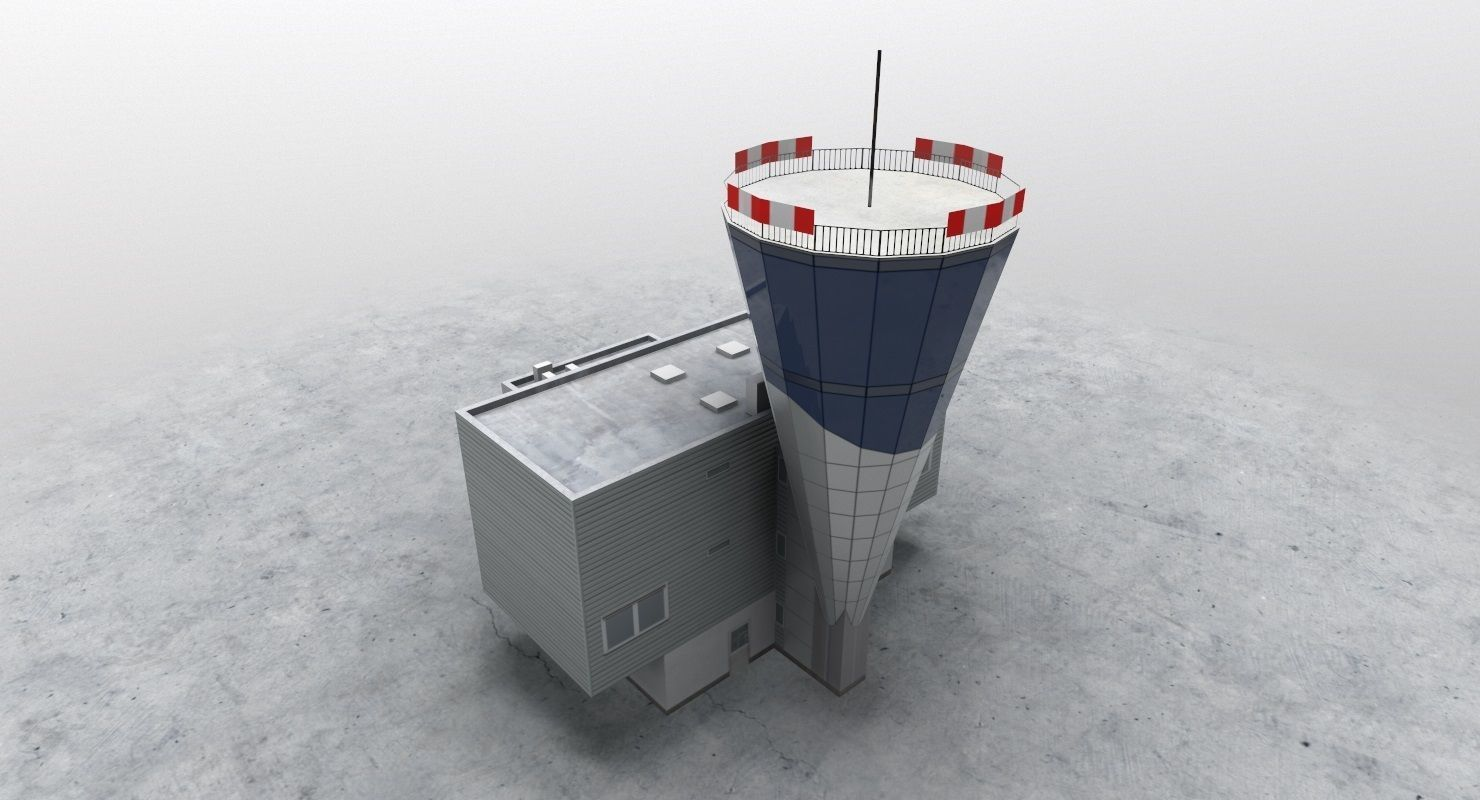 LKKV Control Tower