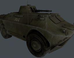 3D model BRDM-2