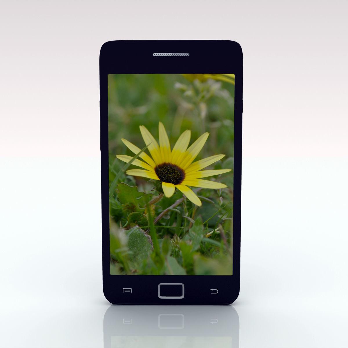 Generic Smartphone Touchscreen