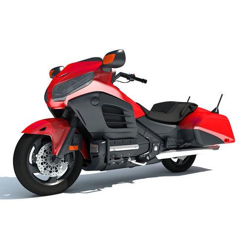 sport motorcycle 3d model max obj mtl 3ds fbx lwo lw lws ma mb 1