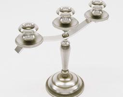 Candelabra - Art Deco 1920 - France 3D model