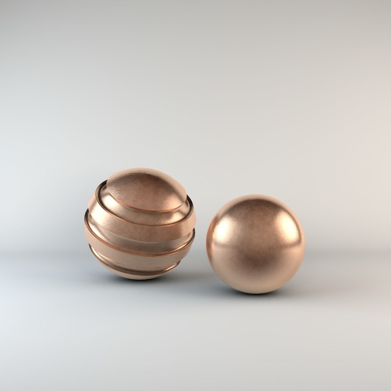 21 Metal Shaders for Cinema4d