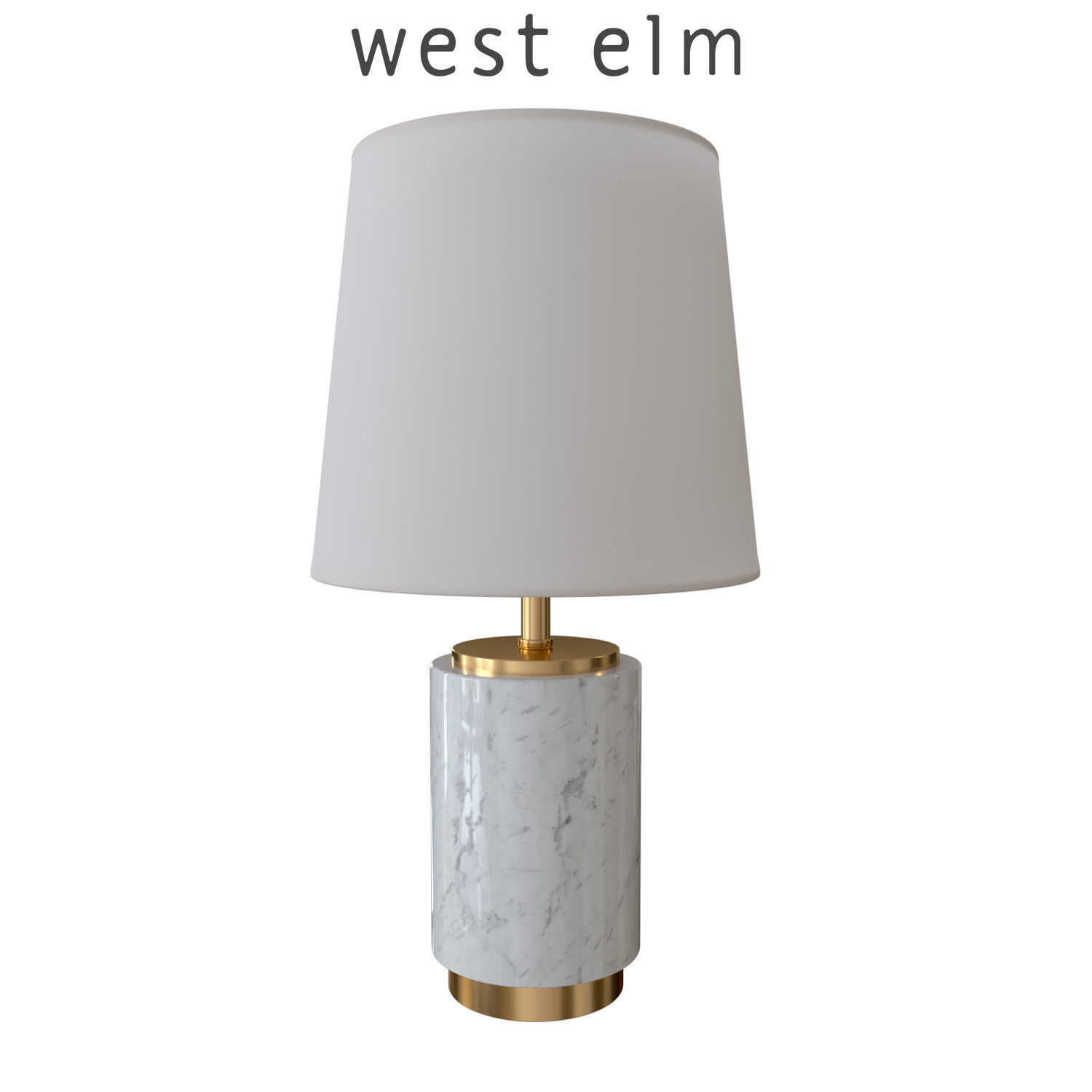 West elm small pillar table lamp 3d model cgtrader west elm small pillar table lamp 3d model max obj fbx mtl 1 aloadofball Choice Image
