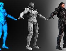 3D model General Zod