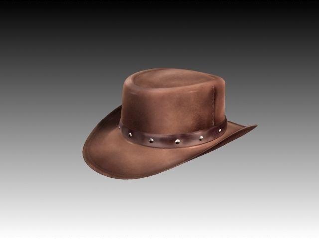 73c4e225f Django Hat | 3D model